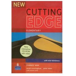 Cutting Edge New Elementary Student s Book (+ CD) (opr. miękka)