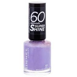 Rimmel 60 Seconds By Rita Ora lakier do paznokci odcień 558 Go Wild-Er-Ness 8 ml