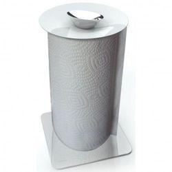 Bugatti - Acqua - stojak na ręczniki papierowe (wymiary: 17 x 17 x 28 cm)