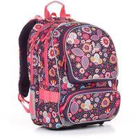Tornistry i plecaki szkolne, Plecak szkolny Topgal CHI 844 I - Violet