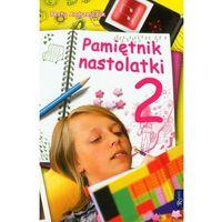 Książki dla dzieci, PAMĘTNIK NASTOLATKI 2 (opr. miękka)