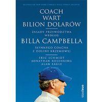 Biblioteka biznesu, Coach wart bilion dolarów (opr. broszurowa)