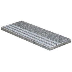 Element granitowy Knap 1000 x 350 x 20 mm czerwony polerowany
