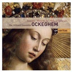 Veritas X2-Requiem, Missa Mi-Mi, Missa P - Hilliard Ensemble
