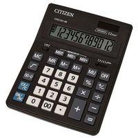 Kalkulatory, Kalkulator biurowy CITIZEN CDB1201-BK Business Line, 12-cyfrowy, 205x155mm, czarny