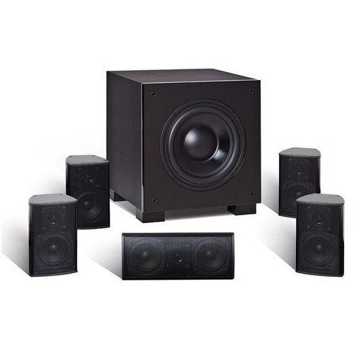 Pozostały sprzęt audio, Zestaw kolumn QUADRAL Aluma 2200 Czarny