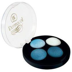 Dermacol Quattro Baked cienie do powiek 5 g dla kobiet 07