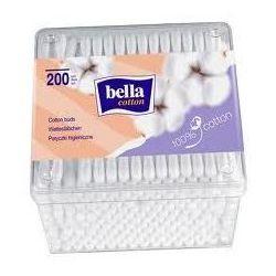 PATYCZKI HIGIENICZNE BELLA x 200 sztuk (pudełko)