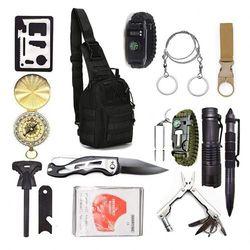 Mega zestaw survivalowy plecak niezbędnik 15w1 zs-8 marki Specialreplicas