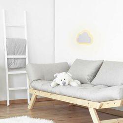 Lampa dziecięca Rabalux Babette 4544 plafon ścienny chmurka kinkiet 1x12W LED biały (5998250345444)