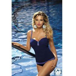 Self kostium kąpielowy v2, kolor: navy, materiał: poliester/lycra, rozmiar stroju treningowego: d42