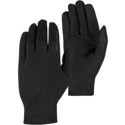 Mammut rękawiczki elastyczne, czarny 9 2021 rękawiczki dotykowe do smartphona (7613357510967)