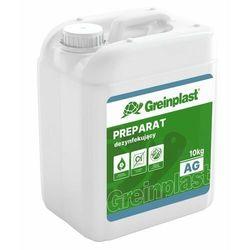 Greinplast ag 10 kg - preparat dezynfekujący do ścian zewnętrznych