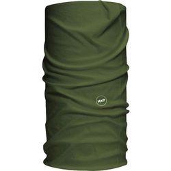 HAD Solid Colours Tuba, army green 2020 Chusty wielofunkcyjne, kolor zielony